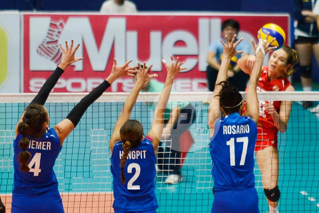 Foton pulls off dramatic comeback from two-sets down against Petron in Game One