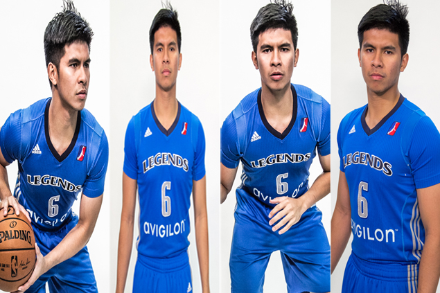 Kiefer Ravena willing to go as far as it takes to chase dream, because 'good things take time'