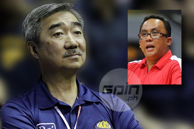 Hans Sy cites need for 'change in strategy, style' as he confirms Jamike Jarin hiring as NU Bulldogs coach