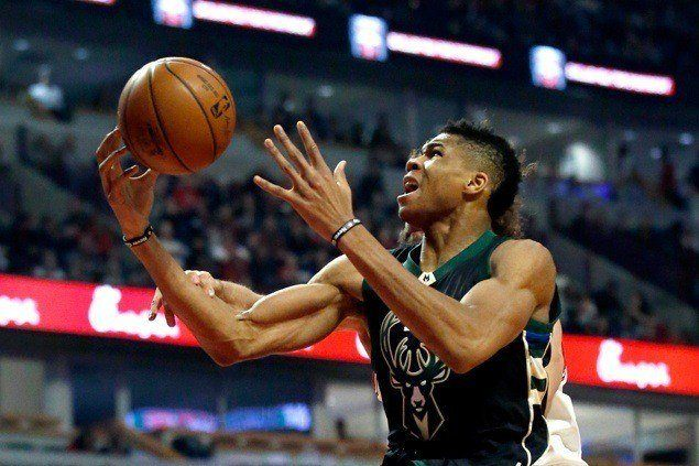 Antetokounmpo makes phenomenal rise to NBA - thanks to help of villagers in Athens