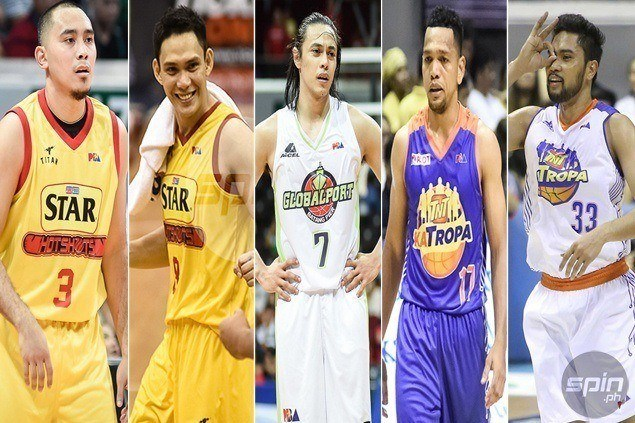 PBA legend Vergel Meneses lists five best scorers he's seen since his retirement