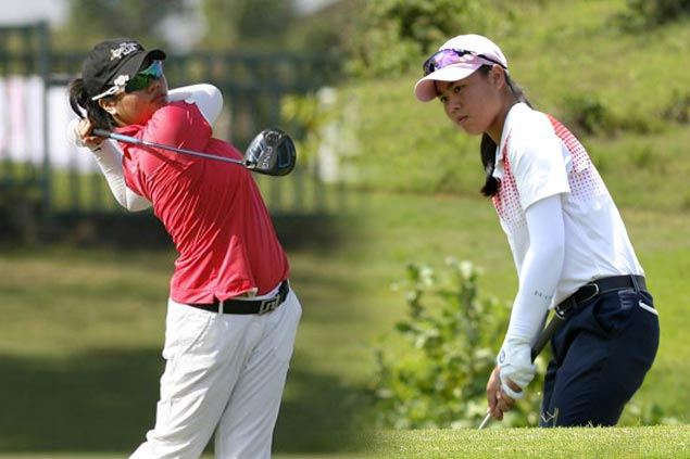 Yuka Saso, Pauline del Rosario paired for opening round of Philippine Ladies Open