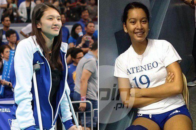Maddie Madayag, Kat Tolentino return a timely boost for Lady Eagles amid uncertainty