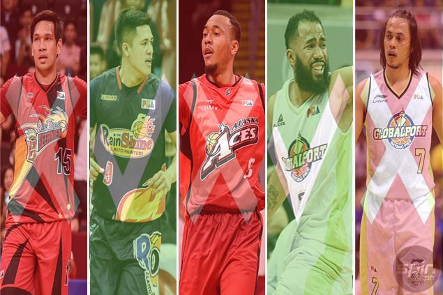 PBA's first free agent class rolls out in 2021, but Fajardo, Romeo, Abueva won't be in it