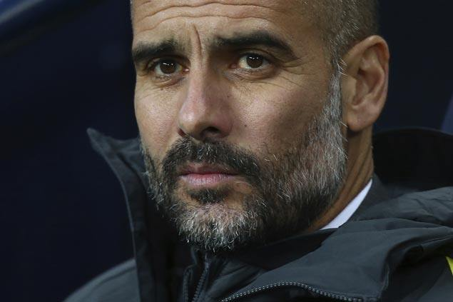 Pep Guardiola says City to rein in spending after record outlay of US$500M in his first season in charge