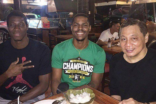 Ben Mbala says Bright Akhuetie can turn UP into dominant team, but plays down future match-up