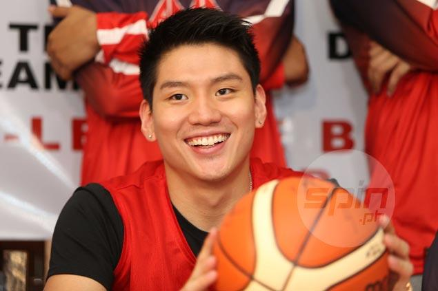 Jeron Teng eager to make D-League debut and start quest for first AMA title in Aspirants Cup