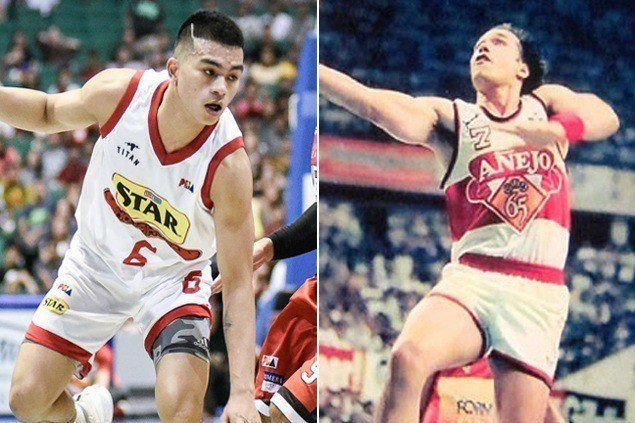 Retro or emerging fashion trend? Jio Jalalon explains preference for 'short shorts'