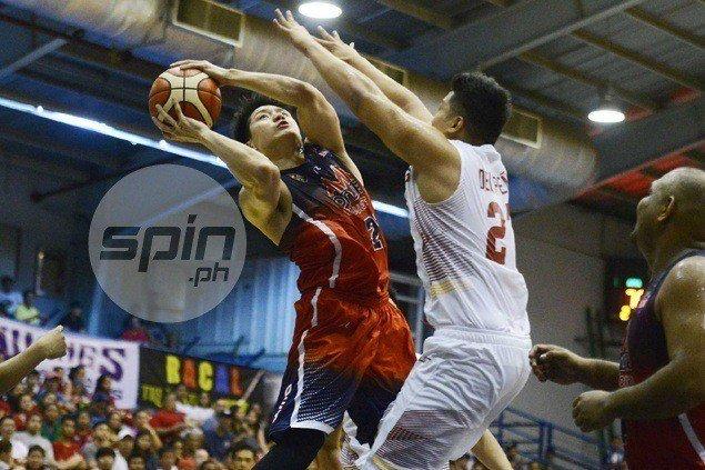 Jeron Teng scores 42 points in explosive PBA D-League debut as AMA clips Batangas