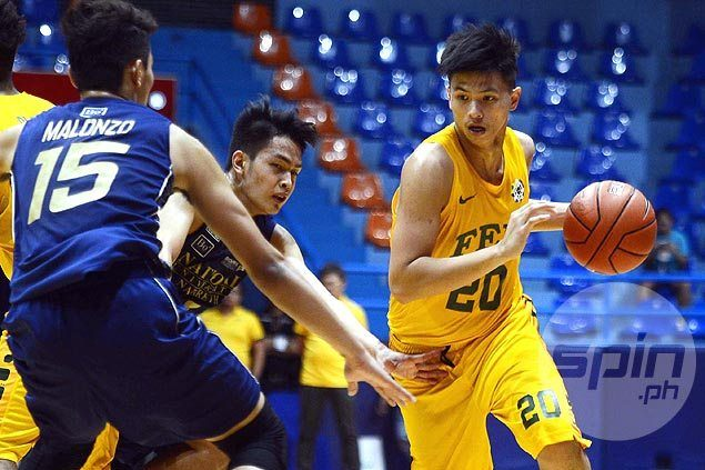 Baby Tams slay another giant, tame Bullpups to gain share of second place in UAAP juniors