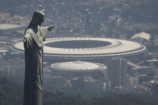 Rio's iconic Maracana Stadium remains powerless due to $1M unpaid electricity bill