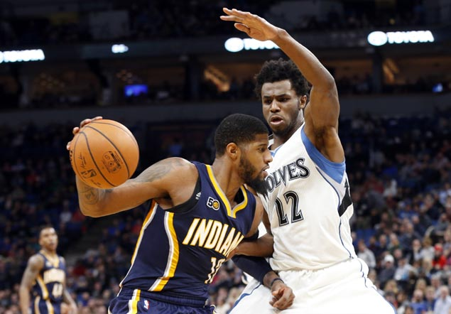 Pacers Bounce Back With Win Over Timberwolves