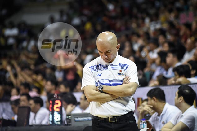 Yeng Guiao poorer by P10K after fiery NLEX coach's rant against referees
