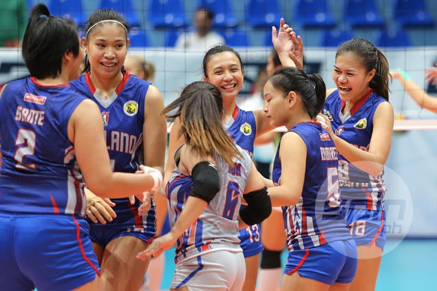 Arellano ousts CSB in five-set thriller to arrange finals showdown vs San Sebastian