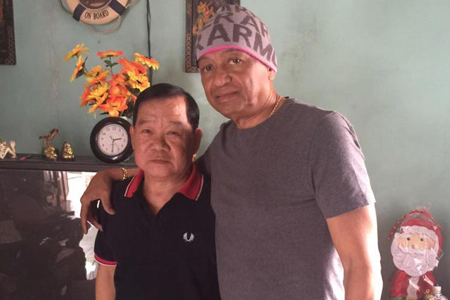 At Ginebra, even longtime staffers are 'Pusong NSD.' Mang Crispin is living proof