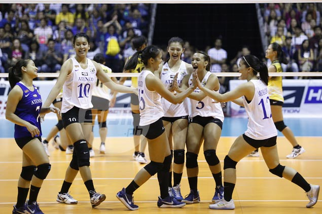 Ateneo Lady Eagles use balanced offense to beat UST Tigresses for strong start in post Alyssa era