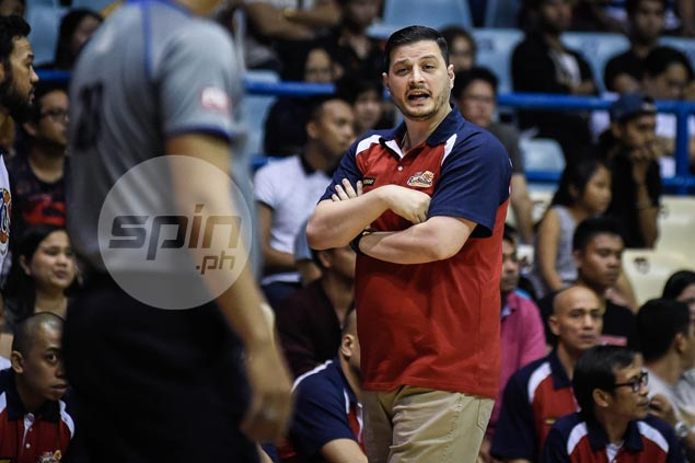 Caloy Garcia replaces Guiao's Post-Trailer offense with Dribble-Drive to revive 'scouted' ROS