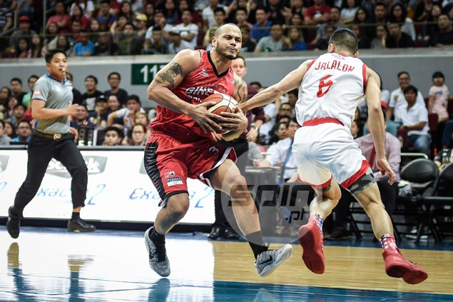 20145f8dc4 Sol Mercado takes solace in close losses to Star despite Ginebra not  playing at its best