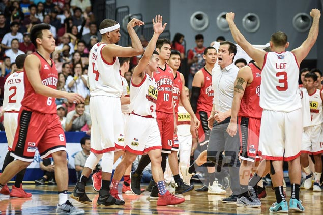 Ginebra guns for equalizer against Star