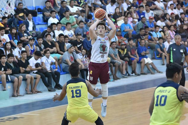 UP Maroons show just how 'Bright' the future can be with Akhuetie on board