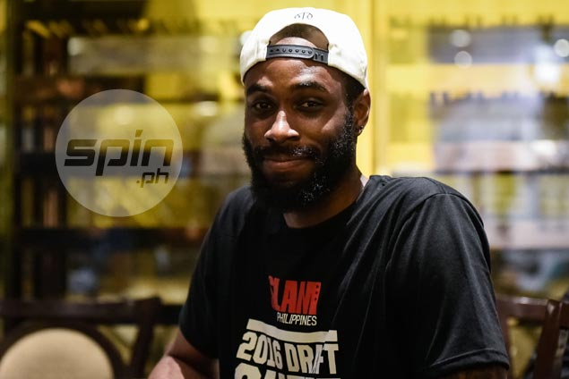 In the Philippines, American player Sudan Daniel has found his land of opportunity