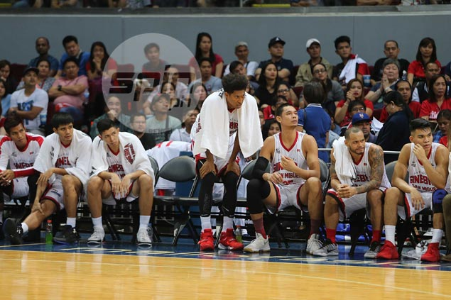 LA Tenorio hopes Cone's 'one step backward, two steps forward' ploy pays off in Game Six