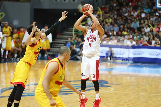 Helterbrand perplexed on why Ginebra always plays better when backed against the wall