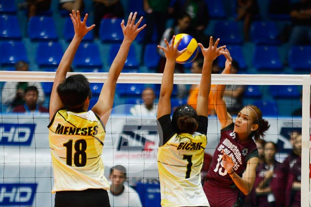 UP Lady Maroons aware that with impressive start comes heightened expectations
