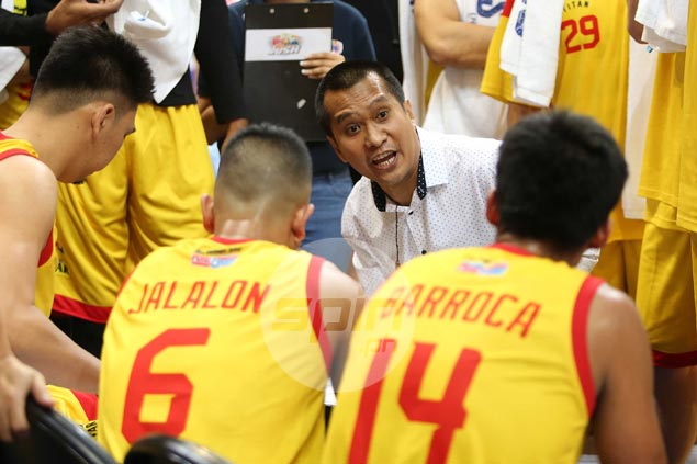 Chito Victolero hoping Star learned about poise under pressure from Ginebra