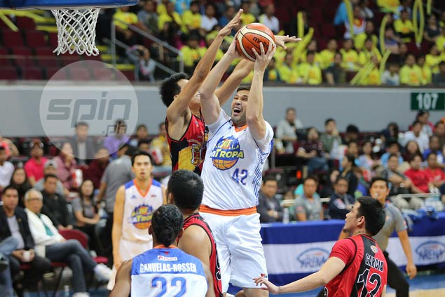 Danny Seigle future uncertain as TNT contract set to expire at end of PBA Philippine Cup