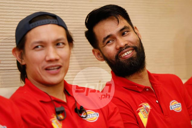 Ronald Tubid: 'My heart is still with Ginebra ... but I found my home in San Miguel'
