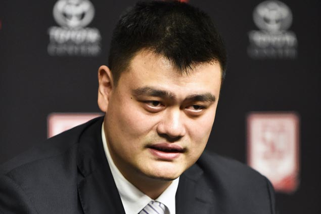 Yao Ming vows reforms to hasten China's basketball ...