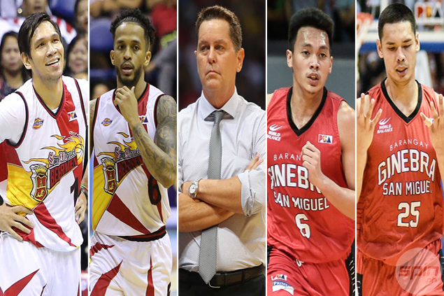Let's take a closer look at key matchups that will determine the SMB-Ginebra finals