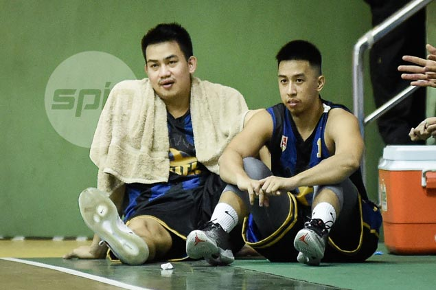 Nash Racela proud to see games of former FEU players Jose, Inigo blossom in ABL