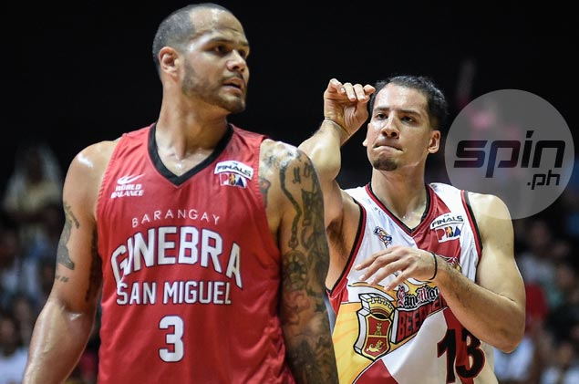d496b53eeb Ejected Lassiter rues absence in watching SMB rally falter, denies taunting pal  Sol Mercado