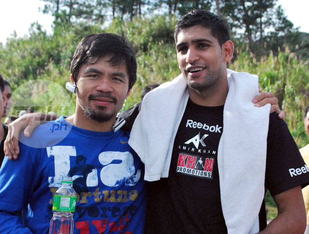 Manny Pacquiao-Amir Khan WBO title fight heading for UAE, says top Pacman adviser