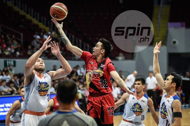 Fit-again RR Garcia a game-time decision as fourth year pro looks forward to make Finals debut
