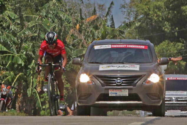 Jan Paul Morales returns to Saipan to defend title in Hell of the Marianas cycling race