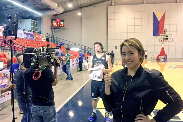 WAGS Series: Aby Maraño not the typical supportive girlfriend to cager Robert Bolick