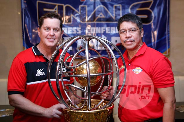 Prize awaiting SMB if it beats Ginebra in finals is not just another trophy. Know its history
