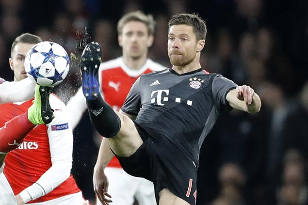 Bayern Munich midfielder, Spain star Xabi Alonso announces retirement at end of season