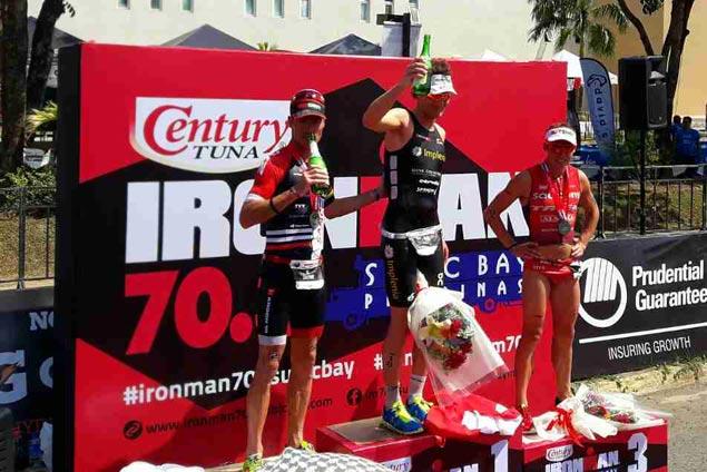 Ruedi Wild wins with strong run, edges Craig Alexander in Ironman 70.3 Subic