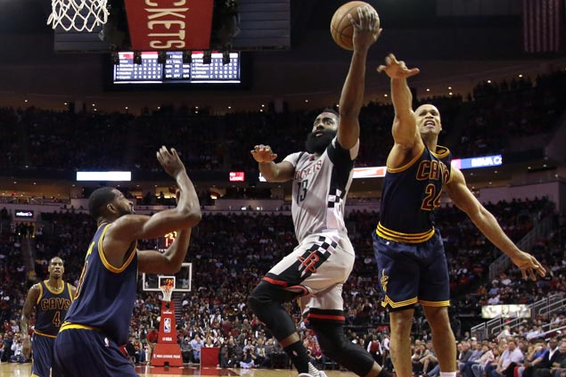 The Cavaliers know they missed Kevin Love in loss to Rockets