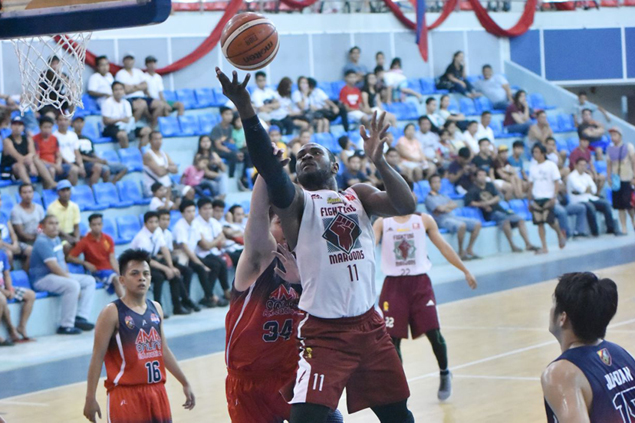 Bright Akhuetie leads way as unbeaten UP routs AMA to gain share of lead in Republica Cup