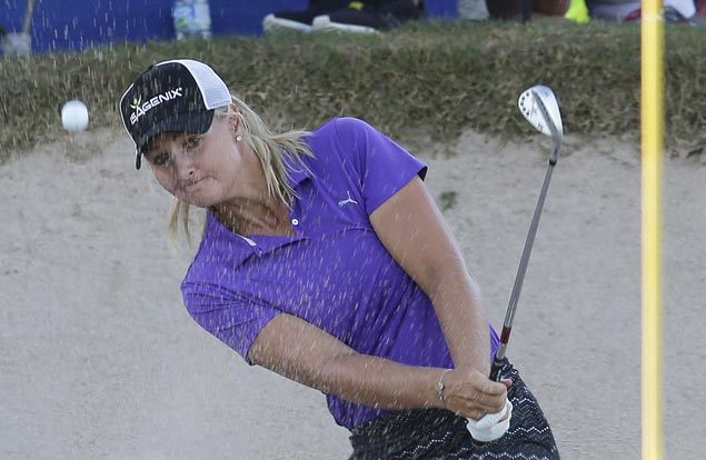 Closing 68 gives Anna Nordqvist victory in Phoenix for seventh LPGA Tour title