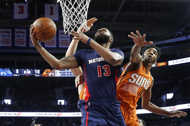 Pistons halt three-game skid with victory over undermanned Suns