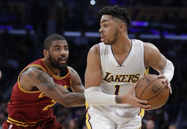 'Special player' D'Angelo Russell earns praise from King James despite home loss