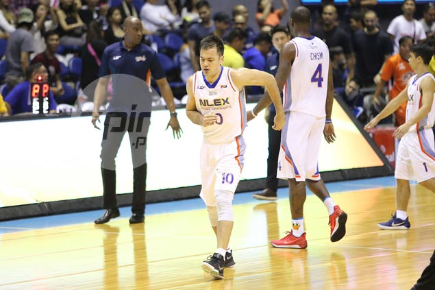 Sean Anthony the missing link for NLEX as he recovers from knee injury
