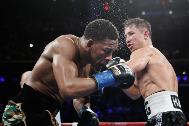 Even with his knockout streak kayoed, 'Triple G' Golovkin still best of the best