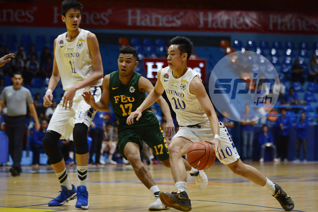 Dave Ildefonso feels blessed to have a PBA legend guide him every step of the way